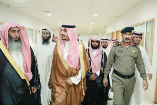 The Visit of Jubail governor – God save him -to the Da'wah and Guidance Office in Jubail