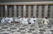 الجلسة الشبابية بالمجلس الدعوي يوم الخميس.