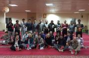 اسلام 12 من الجالية الصينية يوم الجمعة
