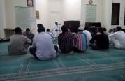 الدورة الشرعية للجالية العربية حي١٤.
