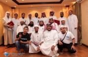 تكريم الدعاة المتميزين المشاركين في مخيم تراث الشعوب.