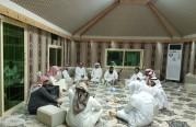 المجلس التربوي في الخيمة الدعوية