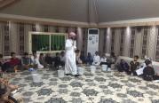 برنامج مجلس الأشبال يوم أمس بالخيمة الدعوية