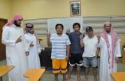 اسلام 3 من الجالية الفلبينية