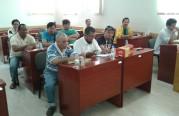 برنامج تعليم المسلم الجديد للجالية الفلبينية.