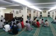 محاضرة تحت عنوان أهلا يا رمضان في حي 2 للجالية التاميلية.