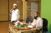 الملتقى الدعوي للجالية الهندية والجالية النيبالية .