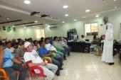 برنامج الجمعة للمهتدين ، الجالية الفلبينية.