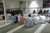 درس الحديث للشيخ نايف المالكي للجالية العربية