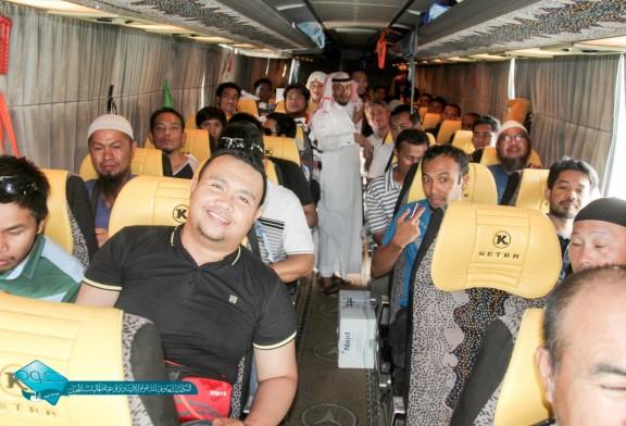 بشرى … انطلاق حملة حج المسلمين الجدد لعام ١٤٣٨ هـ
