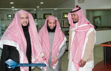 زياره إمام الحرم النبوي
